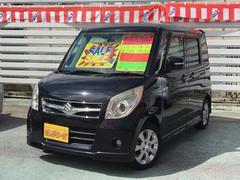 沖縄の中古車 スズキ パレット 車両価格 53万円 リ済別 平成20年 8.5万K ブラック