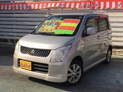 沖縄の中古車 スズキ ワゴンR 車両価格 35万円 リ済別 平成21年 8.9万K シルバー