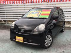 沖縄の中古車 ダイハツ ミライース 車両価格 35万円 リ済別 平成24年 8.9万K ブラック