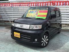 沖縄の中古車 スズキ ワゴンR 車両価格 39万円 リ済別 平成20年 8.0万K ブラック