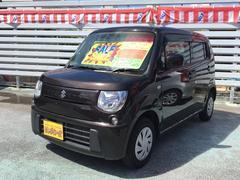 沖縄の中古車 スズキ MRワゴン 車両価格 49万円 リ済込 平成24年 6.4万K ブラウン