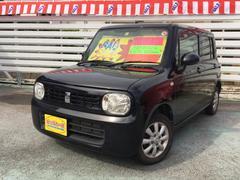 沖縄の中古車 スズキ アルトラパン 車両価格 39万円 リ済別 平成22年 7.9万K ブラック