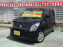 沖縄の中古車 スズキ ワゴンR 車両価格 49万円 リ済別 平成21年 6.4万K ブラック