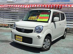 沖縄の中古車 日産 モコ 車両価格 39万円 リ済別 平成24年 9.0万K パール