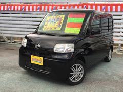 沖縄の中古車 ダイハツ タント 車両価格 39万円 リ済別 平成20年 7.1万K ブラック