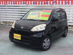 沖縄の中古車 ホンダ ライフ 車両価格 19万円 リ済別 平成20年 8.9万K ブラック