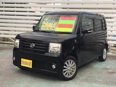 沖縄の中古車 ダイハツ ムーヴコンテ 車両価格 39万円 リ済別 平成20年 10.0万K ブラック