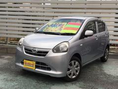 沖縄の中古車 ダイハツ ミライース 車両価格 39万円 リ済別 平成25年 7.3万K シルバー