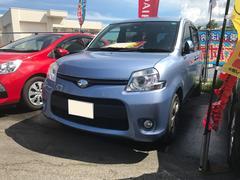 沖縄の中古車 トヨタ シエンタ 車両価格 60万円 リ済込 平成23年 4.9万K ライトブルー