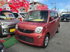 沖縄の中古車 日産 モコ 車両価格 51万円 リ済込 平成24年 7.6万K ピンク