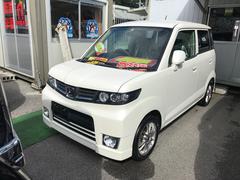 沖縄の中古車 ホンダ ゼストスパーク 車両価格 51万円 リ済込 平成22年 7.6万K パール