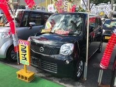 沖縄の中古車 日産 モコ 車両価格 51万円 リ済込 平成24年 8.8万K ブラック