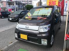 沖縄の中古車 ダイハツ ムーヴ 車両価格 51万円 リ済込 平成22年 8.6万K ブロンズクリスタルメタリックオパール