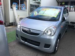 沖縄の中古車 ダイハツ ミラ 車両価格 31万円 リ済込 平成24後 6.1万K ブライトシルバーメタリック