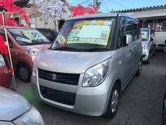 沖縄の中古車 スズキ パレット 車両価格 41万円 リ済込 平成22年 6.7万K シルバー