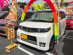 沖縄の中古車 ホンダ ゼストスパーク 車両価格 57万円 リ済込 平成21年 8.9万K パール