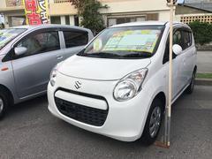 沖縄の中古車 スズキ アルト 車両価格 29万円 リ済込 平成22年 8.2万K スペリアホワイト