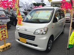 沖縄の中古車 ダイハツ タントエグゼ 車両価格 64万円 リ済込 平成22年 2.7万K パール