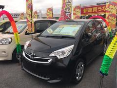 沖縄の中古車 トヨタ ラクティス 車両価格 66万円 リ済込 平成26年 5.3万K ブラックマイカ