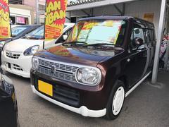 沖縄の中古車 スズキ アルトラパン 車両価格 51万円 リ済込 平成23年 9.8万K ブラウンII