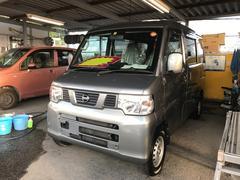 沖縄の中古車 日産 クリッパーバン 車両価格 51万円 リ済込 平成24年 8.5万K グレー