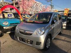 沖縄の中古車 ダイハツ ミラ 車両価格 31万円 リ済込 平成24年 5.7万K シルバー