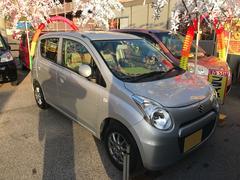 沖縄の中古車 スズキ アルトエコ 車両価格 49万円 リ済込 平成24年 4.1万K シルバー