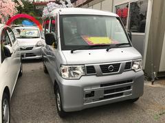 沖縄の中古車 日産 NV100クリッパーバン 車両価格 41万円 リ済込 平成24年 9.5万K シルバー