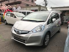 沖縄の中古車 ホンダ フィットハイブリッド 車両価格 51万円 リ済込 平成23年 8.2万K シルバー