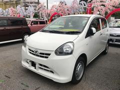 沖縄の中古車 ダイハツ ミライース 車両価格 41万円 リ済込 平成25年 7.1万K ホワイト