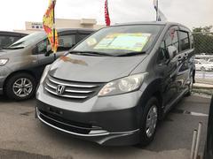 沖縄の中古車 ホンダ フリード 車両価格 55万円 リ済込 平成21年 9.0万K グレー