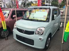 沖縄の中古車 日産 モコ 車両価格 56万円 リ済込 平成25年 5.4万K アロマティックアクアM