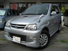 沖縄の中古車 ダイハツ テリオスキッド 車両価格 49万円 リ済込 平成20年 4.9万K シルバーM