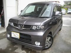 沖縄の中古車 ホンダ ゼストスパーク 車両価格 68万円 リ済込 平成23年 3.5万K グレー