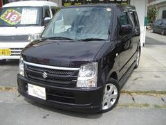 沖縄の中古車 スズキ ワゴンR 車両価格 29万円 リ済込 平成18年 5.7万K パープル