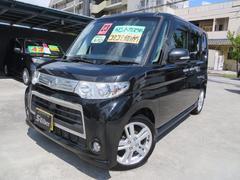 沖縄の中古車 ダイハツ タント 車両価格 93万円 リ済込 平成23年 3.6万K ブラック