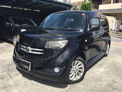 沖縄の中古車 トヨタ bB 車両価格 30万円 リ済込 平成18年 11.0万K ブラック