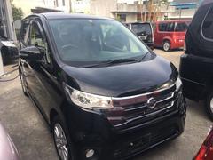 沖縄の中古車 日産 デイズ 車両価格 79万円 リ済込 平成25年 2.8万K ブラック