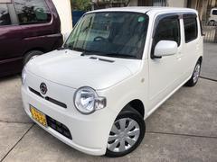 沖縄の中古車 ダイハツ ミラココア 車両価格 69万円 リ済込 平成23年 3.0万K パール
