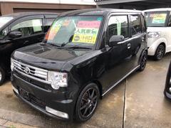 沖縄の中古車 トヨタ ピクシススペース 車両価格 69万円 リ済込 平成25年 8.8万K ブラック