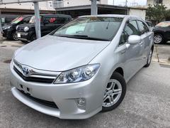 沖縄の中古車 トヨタ SAI 車両価格 109万円 リ済込 平成22年 3.6万K シルバー