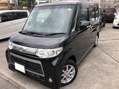 沖縄の中古車 ダイハツ タント 車両価格 89万円 リ済込 平成25年 6.6万K ブラック