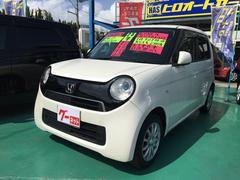 沖縄の中古車 ホンダ N−ONE 車両価格 60万円 リ済込 平成25年 8.4万K パールホワイト