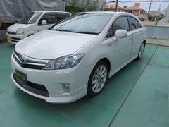 沖縄の中古車 トヨタ SAI 車両価格 159万円 リ済込 平成22年 6.3万K パールホワイト