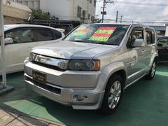 沖縄の中古車 ホンダ クロスロード 車両価格 99万円 リ済込 平成20年 9.0万K シルバー