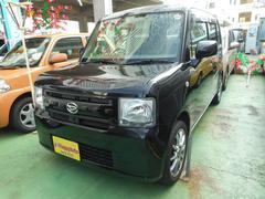 沖縄の中古車 ダイハツ ムーヴコンテ 車両価格 65万円 リ済込 平成24年 8.2万K ブラックM