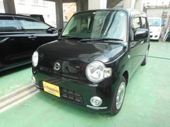 沖縄の中古車 ダイハツ ミラココア 車両価格 59万円 リ済込 平成22年 9.8万K ブラックM