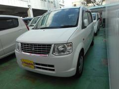 沖縄の中古車 三菱 eKワゴン 車両価格 27万円 リ済込 平成24年 9.4万K ホワイト