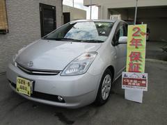 沖縄の中古車 トヨタ プリウス 車両価格 59万円 リ済込 平成21年 6.0万K シルバー