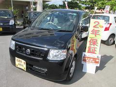 沖縄の中古車 日産 オッティ 車両価格 43万円 リ済込 平成24年 4.2万K ブラック